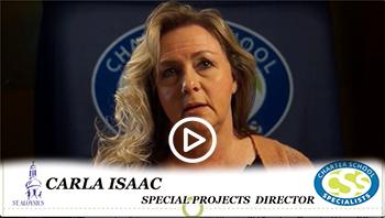 Carla Issac Video Link